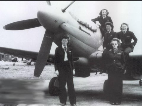 Spitfire Sisters, women of the ATA