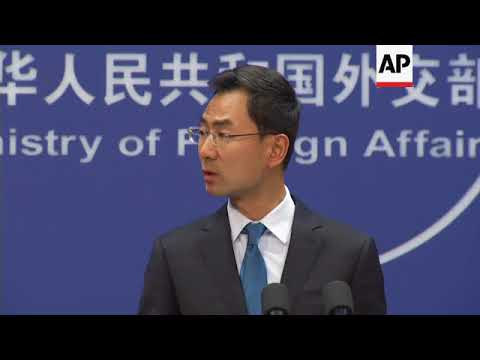 China foreign ministry on Koreas at Olympics