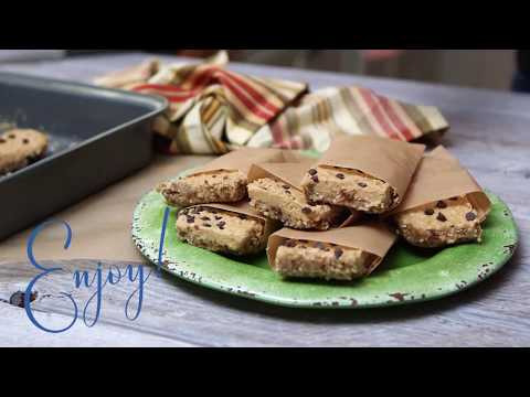 Grab-and-Go Breakfast Bars