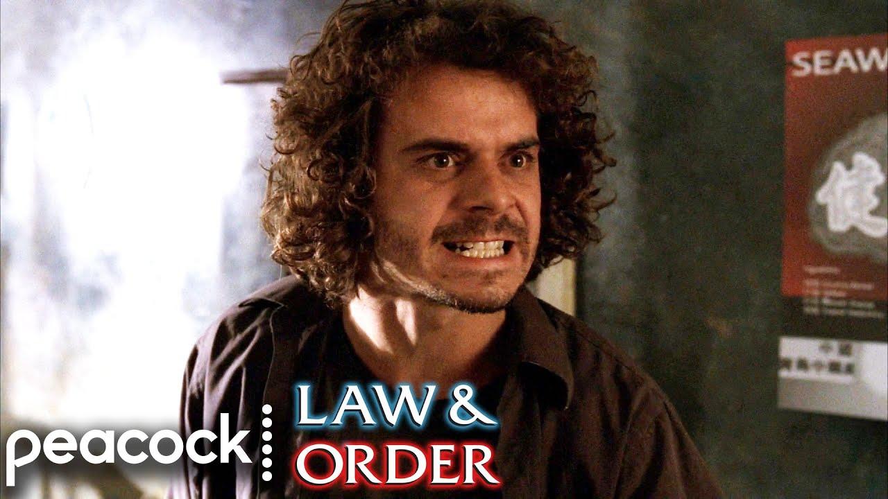 All Press Is Good Press - Law & Order