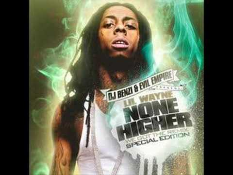 lil wayne-lighting up my (la la la)