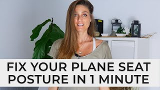 THE FLYING W To Help With Back Posture | Wellness Travel Challenge