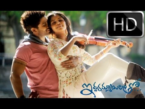 Iddarammayilatho Official First Look Promo trailer HD - Allu Arjun, Amala Paul, Catherine Tresa Travel Video