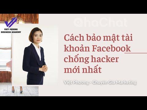 cách bảo vệ tài khoản facebook tránh bị hack - Cách bảo mật tài khoản Facebook chống hacker mới nhất