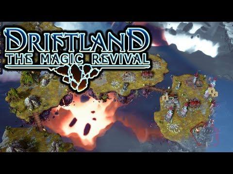The Dark Elf Castle! - Driftland Part 9