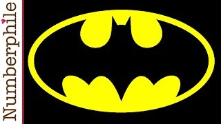 Batman Equation - Numberphile