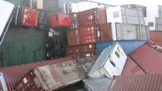 Cargo Ship Accidents Pictures Cargo Ship Disasters, Accidents, Wrecks, Crashes