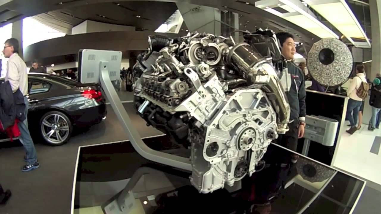 BMW World Headquarters and Museum : Munich, Germany - YouTube
