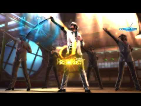 Smooth Criminal - Michael Jackson: The Experience HD (PS Vita)