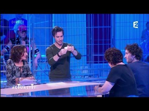 Luc Langevin l'illusionniste #AcTualiTy