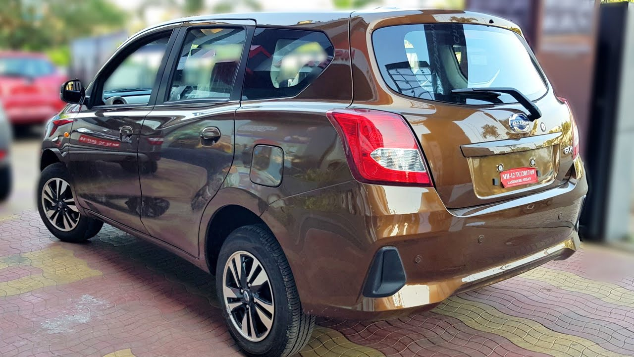 2018 Datsun Go Plus Go Facelift 7 Seater Mpv What S