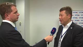 Tomio Okamura se na konferenci SPD vyjádřil o podpoře prezidenta a prezidentské volbě.
