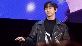 20180121 B1A4 진영 구르미 그린 달빛 일본 팬미팅 2부 '하얀기적'