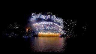 Australien VLOG Special - Firework Sydney 2016