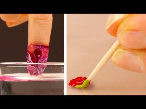4 простых трюка для домашнего маникюра: красивые ногти без труда и затрат
