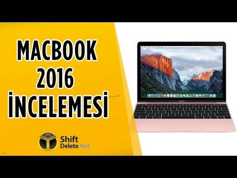 Macbook Incelemesi
