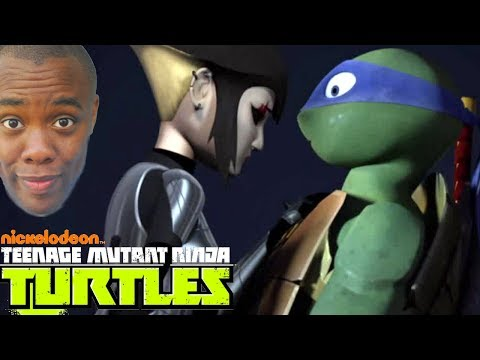 "NINJA TURTLES ""Vengeance is Mine"" Review : Black Nerd"