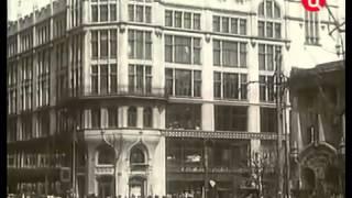 Парфюмерный отдел в ЦУМе (Мосторг). Хроника 1927 года