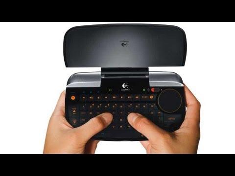 Logitech diNovo Mini : schnurlose Bluetooth Tastatur