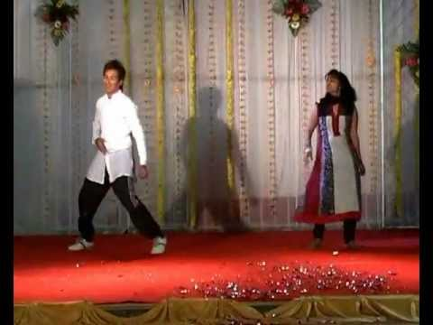 Group Dance Performence on Ankhein Khuli Ho Ya Ho Band, Dhadhang Dhang and Ainvayi Ainvayi...