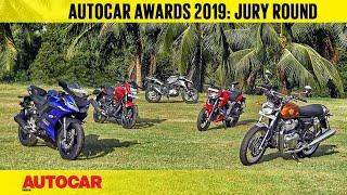 Autocar Awards 2019 - Jury Round : Bikes | Autocar India