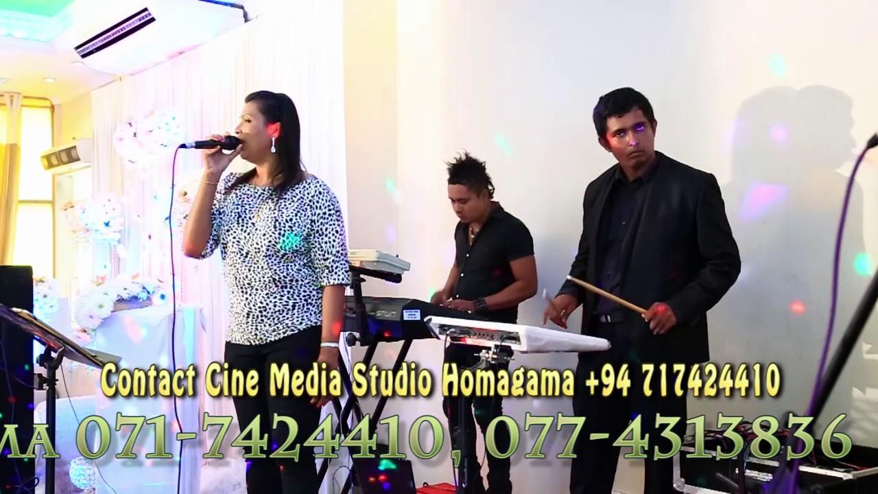 Sri lanka Wedding Live Band By Cine Media Studio & Entertainment Homagama +94717424410