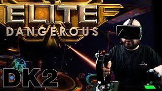 Oculus Rift DK2 - Elite: Dangerous