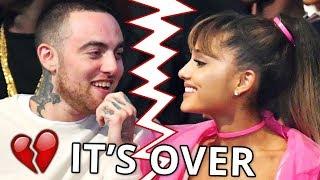 Ariana Grande & Mac Miller Broke Up!!!
