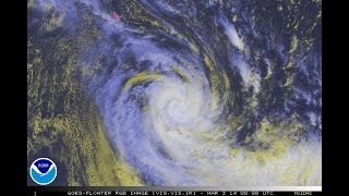 Tropical Cyclone Kofi / 16P (2014)