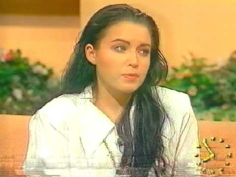 Dannii Minogue Interview on TV-am 1991
