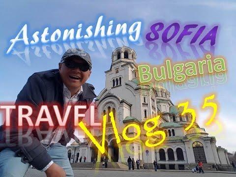 Astonishing SOFIA BULGARIA Travel VLog 35