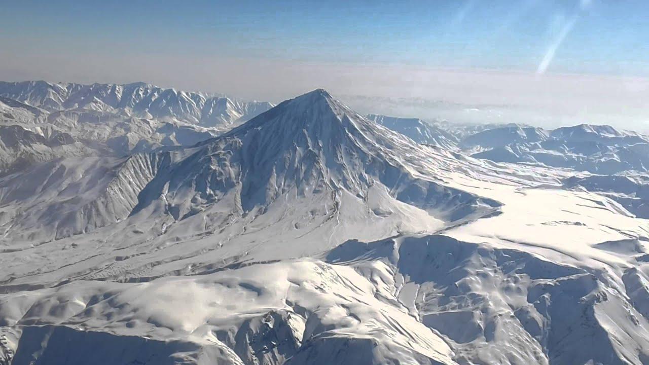 Cockpit Hd Wallpaper Airplane Cockpit View Of Mount Damavand Alborz Mo Youtube