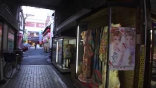 浅草西参道商店街 東京都台東区