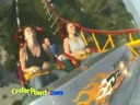 Top Thrill Dragster 'In Action'
