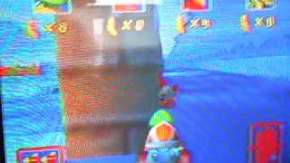 Diddy Kong Racing Glitch: Stupid Drumstick