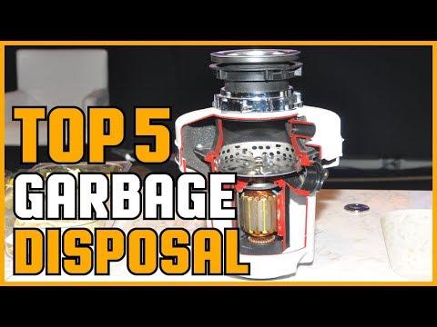 Best Garbage Disposals 2021 * Top 5 Garbage Disposal Reviews
