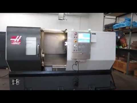 Haas ST-30 CNC Lathe, NEW 2013 - For Sale at www.machinesused.com