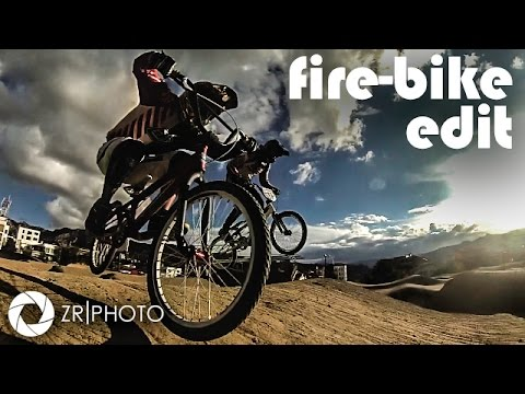 Fire-Bike BMX Race Edit