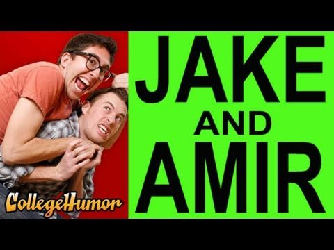 Jake and Amir: Heavy Lifting