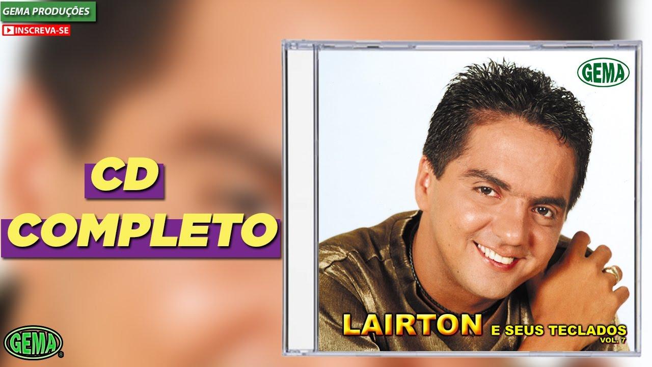 cd de lairton dos teclados