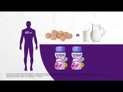 Нутридринк Компакт Протеин
