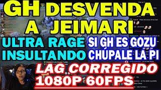 LA VENGANZA DE GH A JEIMARI SIN  LAG | 1080P 60FPS | DOTA 2 COSAS