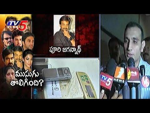 Excise And Enforcement Director Akun Sabharwal Over Drugs Case | TV5 News