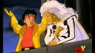 Die X-Men Animated - die Sätze in Zufälliger/Unvergesslich [PT-BR]