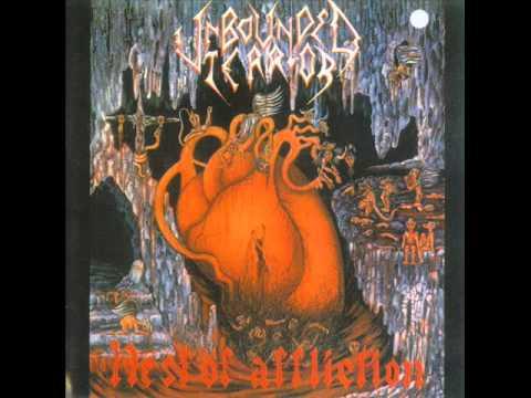 Unbounded Terror, Nest of Affliction (1993) - FULL ALBUM
