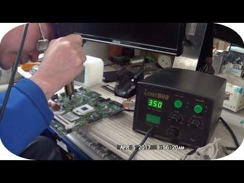 Не включается ноутбук HP 625 Caps Lock мигает 5 раз
