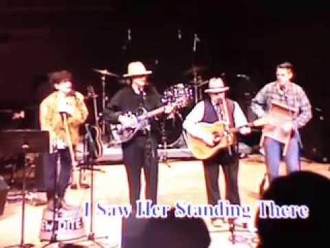 "The Quarrymen/Beatles skiffle tribute ""Live"""