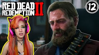 my day is ruined (Chapter 5 Ending) - Red Dead Redemption 2 Part 12 - Tofu Plays
