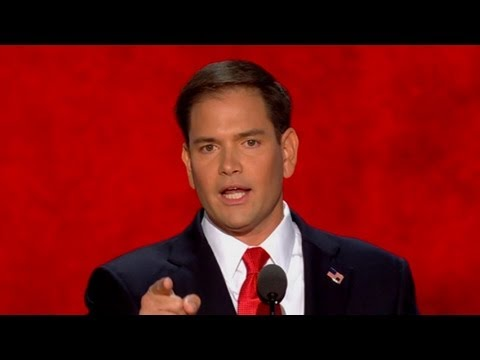 Marco Rubio RNC Speech: Best Moments at the Republican National Convention 2012