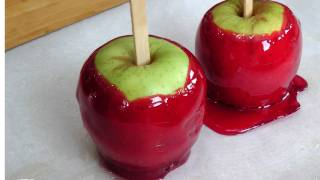 Candied Apples From Scratch - Laura Vitale - Laura In The Kitchen Episode 218